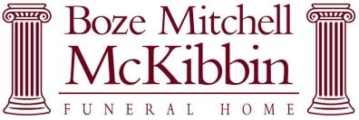 Boze Mitchell McKibbin Logo with columns